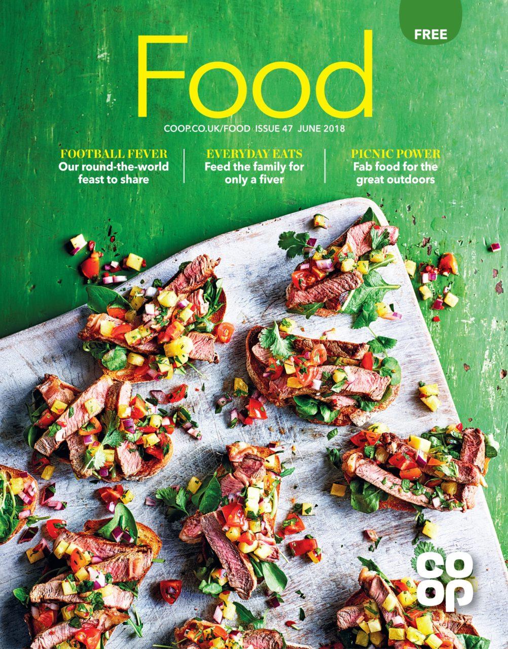 World of Flavours - COOP Magazine - Kris Kirkham Photography