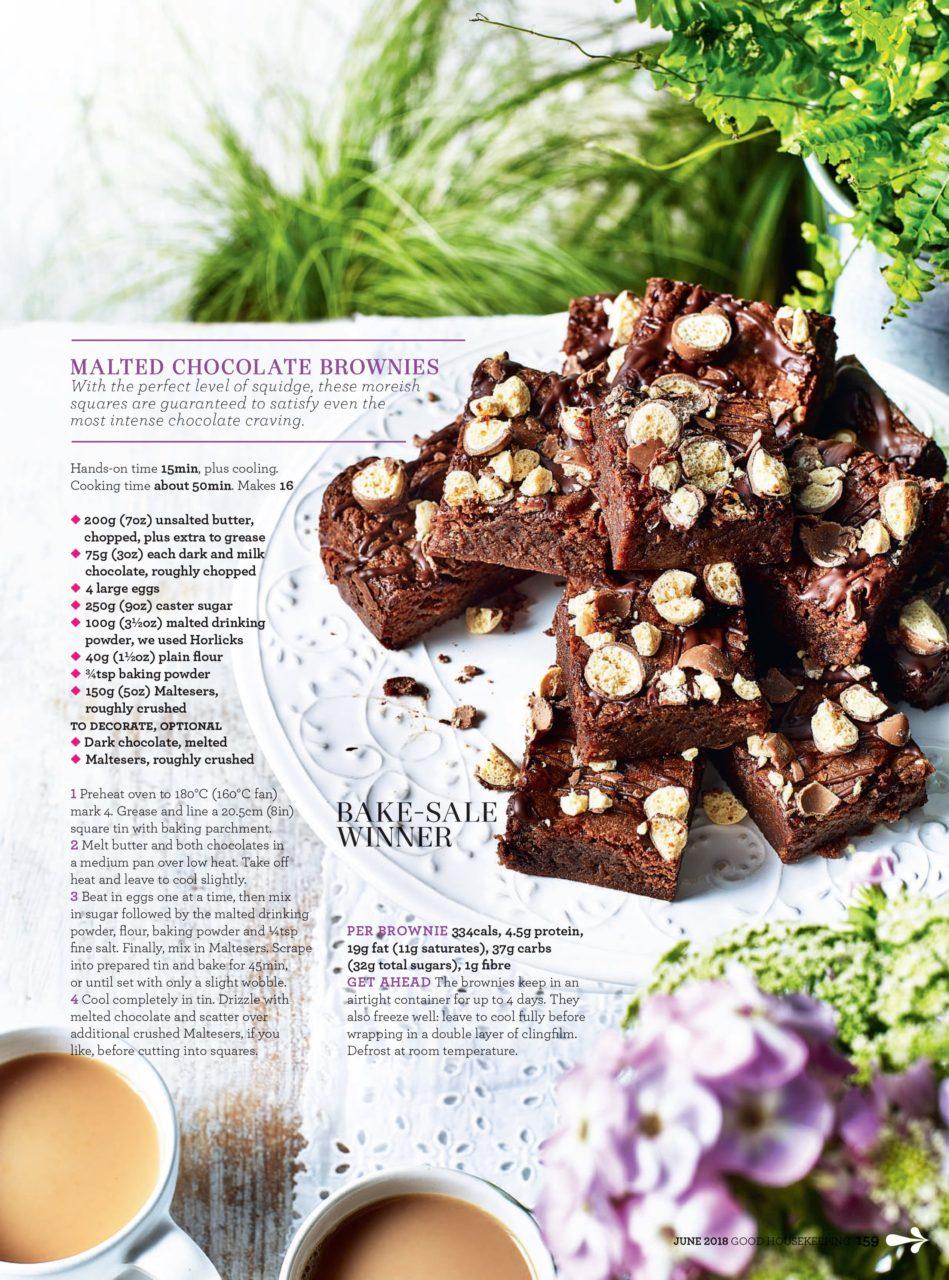 All in one bakes - Good Housekeeping UK - Kris Kirkham