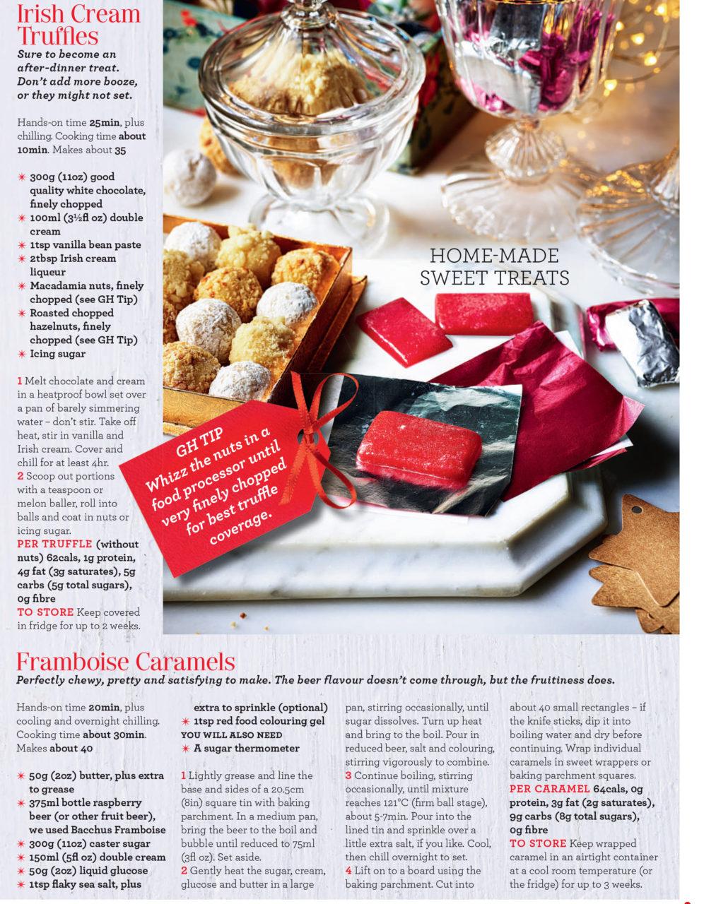 Foodie Gifts- Good Housekeeping Magazine